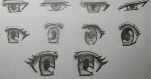 how-to-draw-anime-eyes
