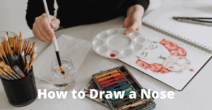 how-to-draw-a-Nose