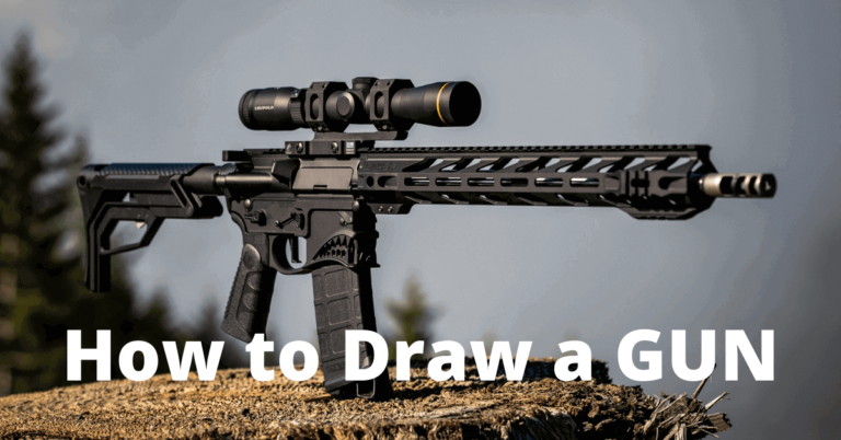 how-to-draw-a-gun