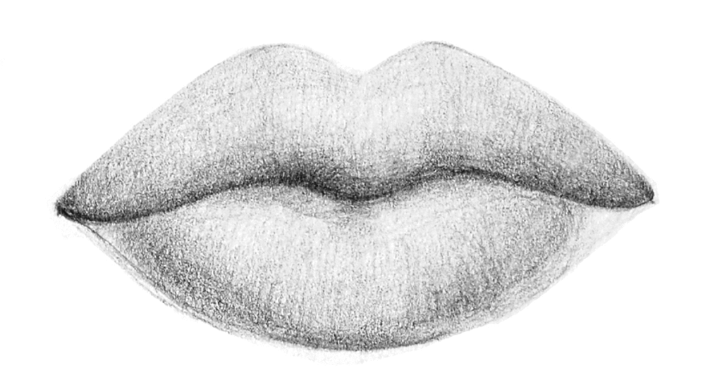How-to-Draw-Lips-Easy