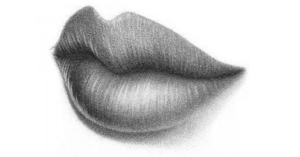 realistic-lips-drawing